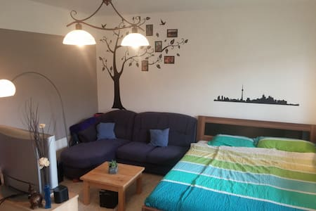 Quiet Private Room Near Munich - Germering - Apartment