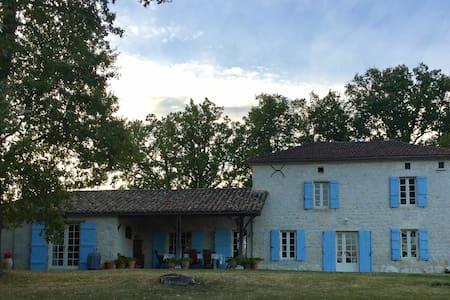 Maison Touffailles : luxury country villa - Villa