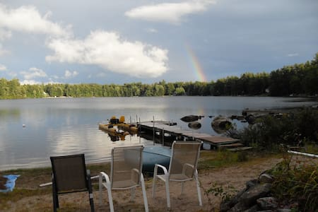 One Bedroom Cottage on Quiet Lake - Chatka