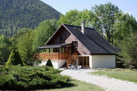 Maison La Clairette - Lus La Croix Haute - Lus-la-Croix-Haute - Almhütte