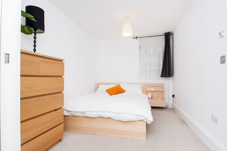 Luxury townhouse double room with private bathroom - London - Townhouse