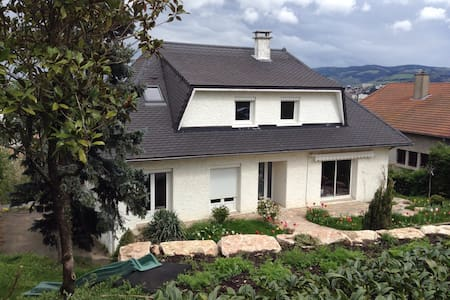 4 bedrooms for 7 person-3 bathrooms - Saint-Étienne