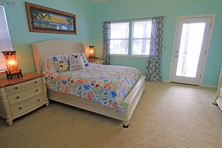 Private home, steps to the shore - Carrabelle - House