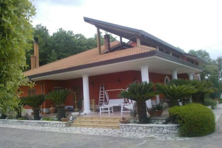 Coccole e relax in splendida villa - Foglianise - Bed & Breakfast