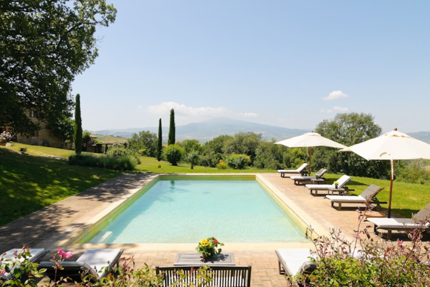 FARMHOUSE  TUSCANY in Pienza | Orio
