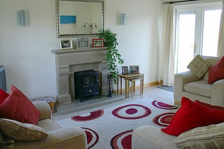 Seaside Holiday Home,Fintra,Donegal
