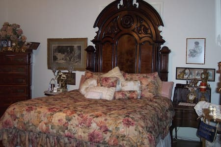 A Breathtaking Master King Suite - Columbus - Bed & Breakfast