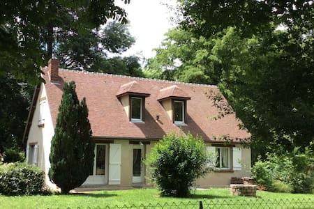 Gîte du Parc du Château - Bailleau-l'Évêque - Haus