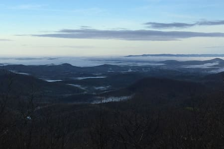 Guide To The Appalachian Trail - Szoba reggelivel
