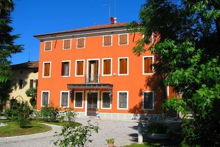 villa veneta vicino a venezia - Cinto Caomaggiore - Bed & Breakfast