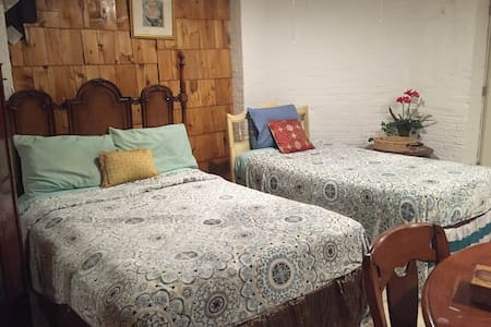 Private Bedroom For Three Persons - Bungaló