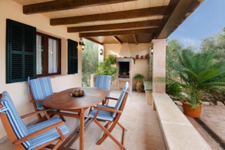 Nice villa in Pollensa