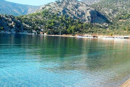 "Beachfront Studios on Psatha bay-Attica Greece ""2"" - Other"