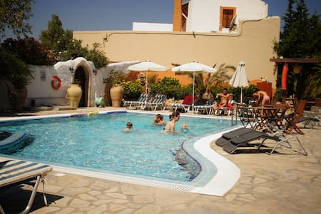 Sea view apts swimming pool TERRA - Lachania