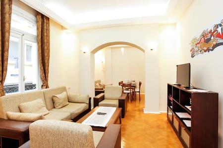 Historical Big Appartment for 8 - Beyoğlu - Apartment
