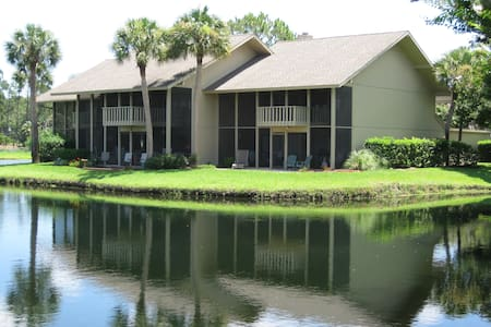 Sawgrass Living-3BR in Ponte Vedra Beach/Sawgrass - Ponte Vedra Beach - 一軒家