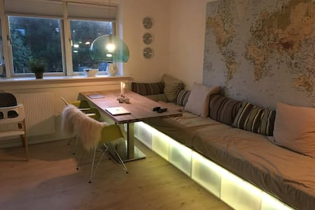 Cosy family apartment in quiet surroundings - Hvidovre