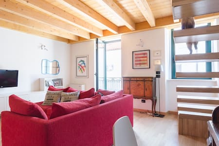 Charming loft in historical centre - Pescara - Apartment