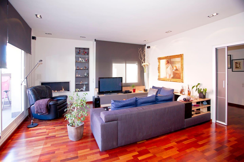 Spectacular Modern Uptown Duplex