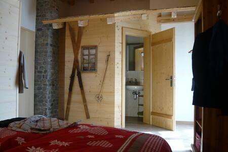 Wohnung Laubrinus Adelboden - Appartamento