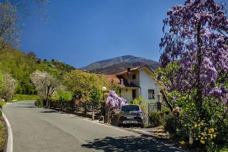 Vicino a Chiavari (10 km dal mare) - Mezzanego - Apartment