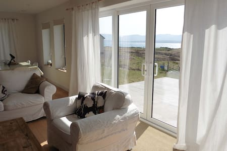 Eco-house in Rosbeg, County Donegal