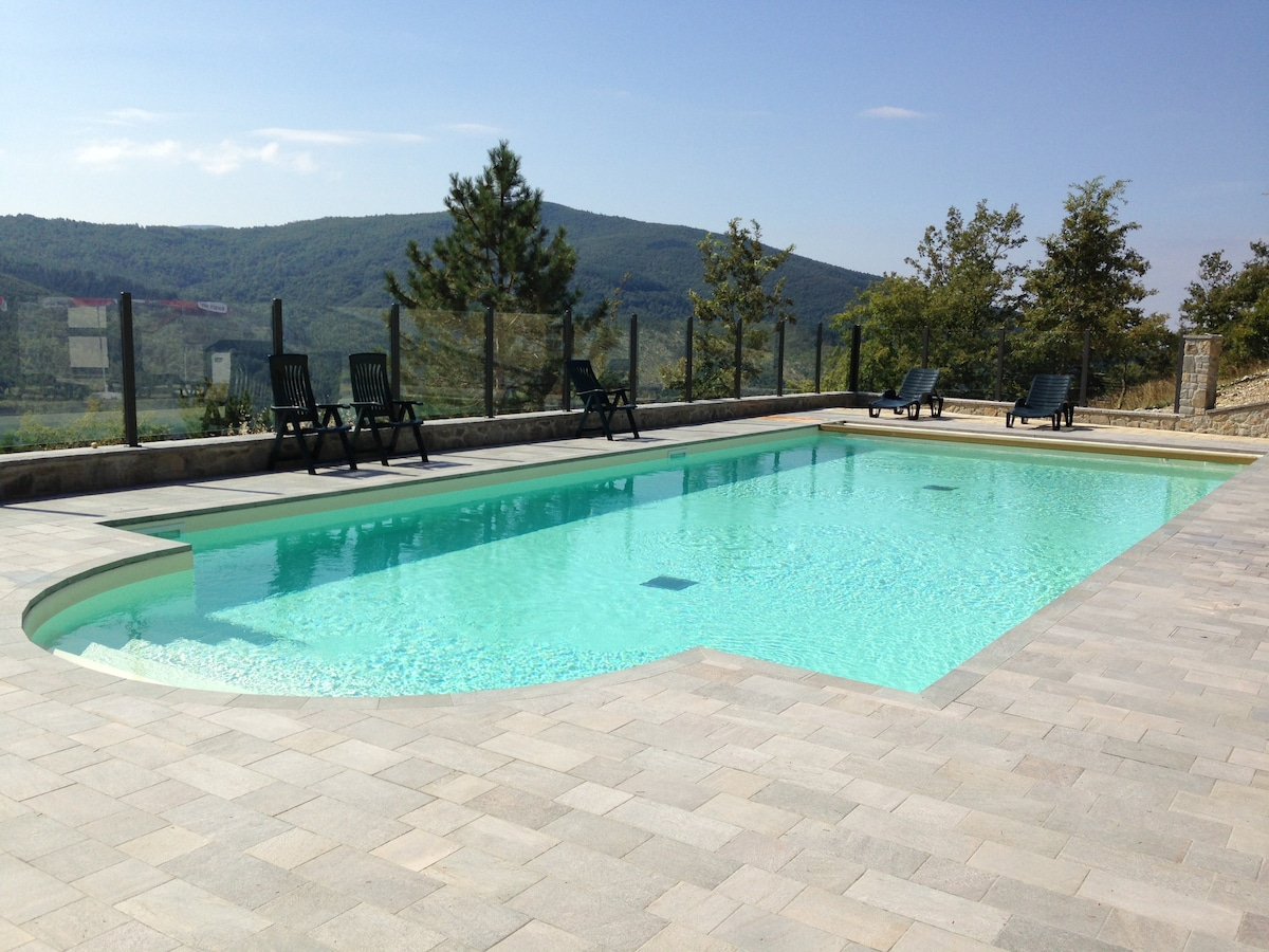 Rental villas in Genoa inexpensively