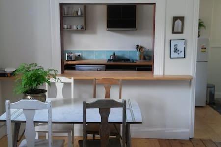 Footscray Garden Apartment