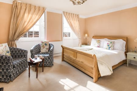 A 5* Gold rated B&B - Walls Room - Berwick-upon-Tweed - 民宿