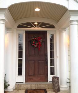 Private room in a quiet country setting - Lititz - House