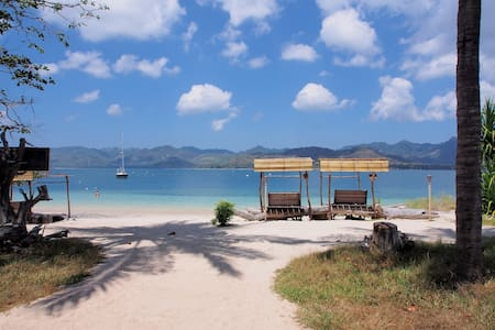 Eco Lodge Gili Lombok +extra bed - Central Sekotong