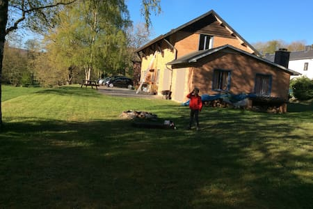 Maison de campagne Ardennes belges - Wellin - House