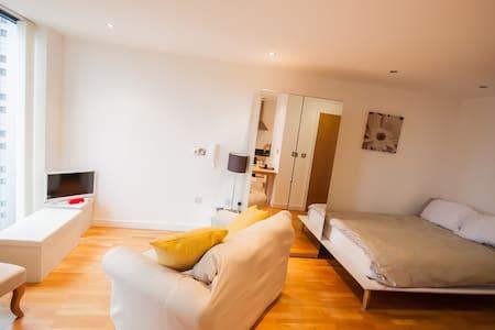 Apartment Salford Quays,MediaCityUK - Salford - Apartment