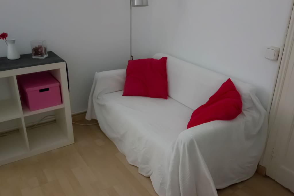 Quiet double room, BCN very center
