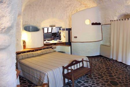 Estudio Cuevas del Zenete: 2 plazas - Caverna