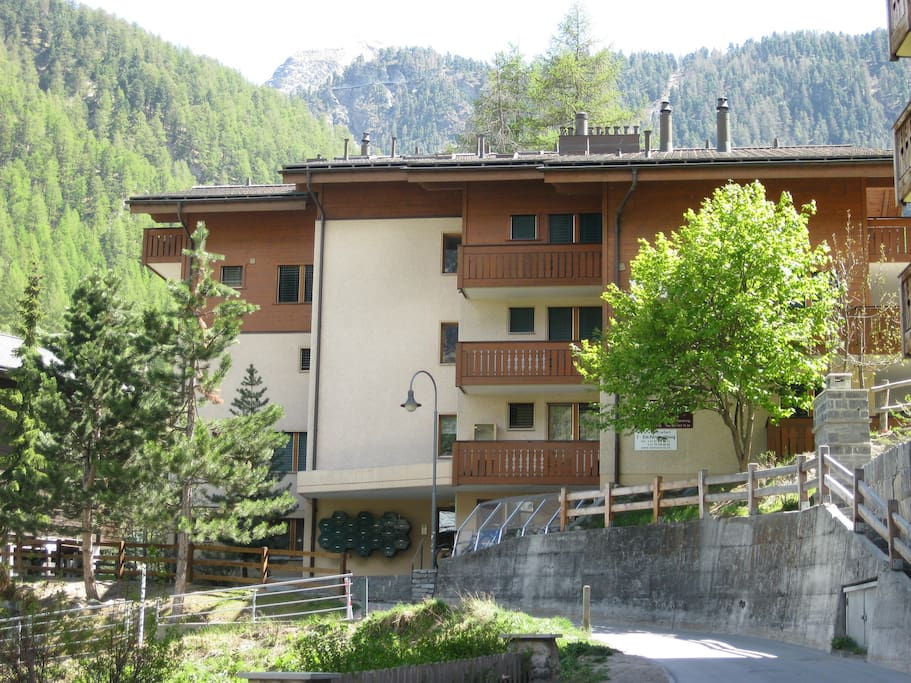 Zermatt/Matterhorn Apartment Balma