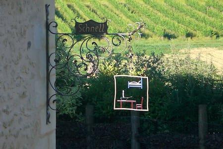 Chambre d'hôtes de charme près de Bordeaux - House
