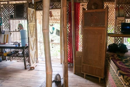 Bamboo Cottage in the forest - Guwahati