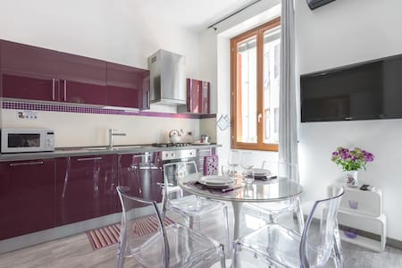 TRASTEVERE LUXURY- DESIGN APARTMENT