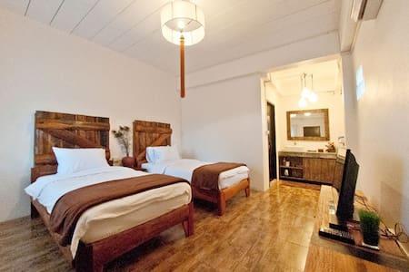 Charming modern  Pai  #twin bed - Thung Yao - Vila