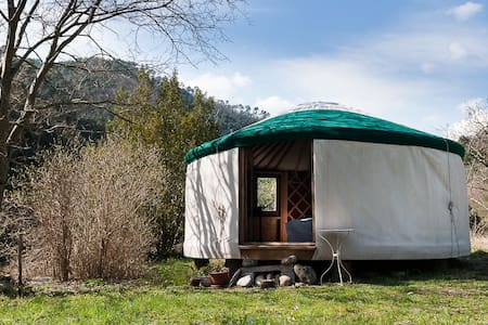 The yurt of the two rivers - Jurtta