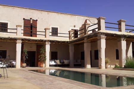 Magnificient villa Marrakech
