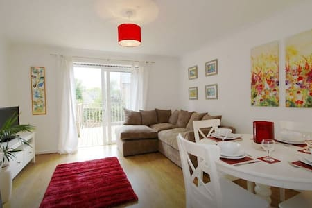 Oxford City 2 bed house & parking - Oxford