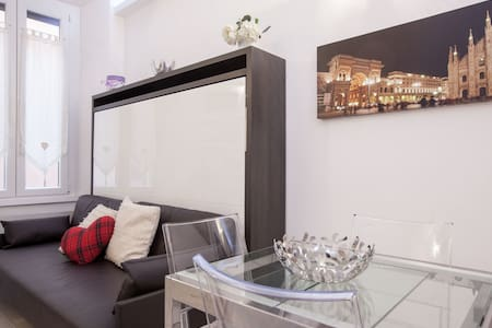APARTMENT CENTRAL in CORSO COMO