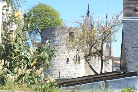 maison au coeur de ville médiévale - Dům