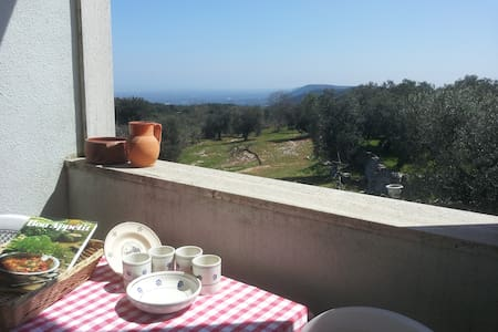 Holiday home near Cisternino - Caranna