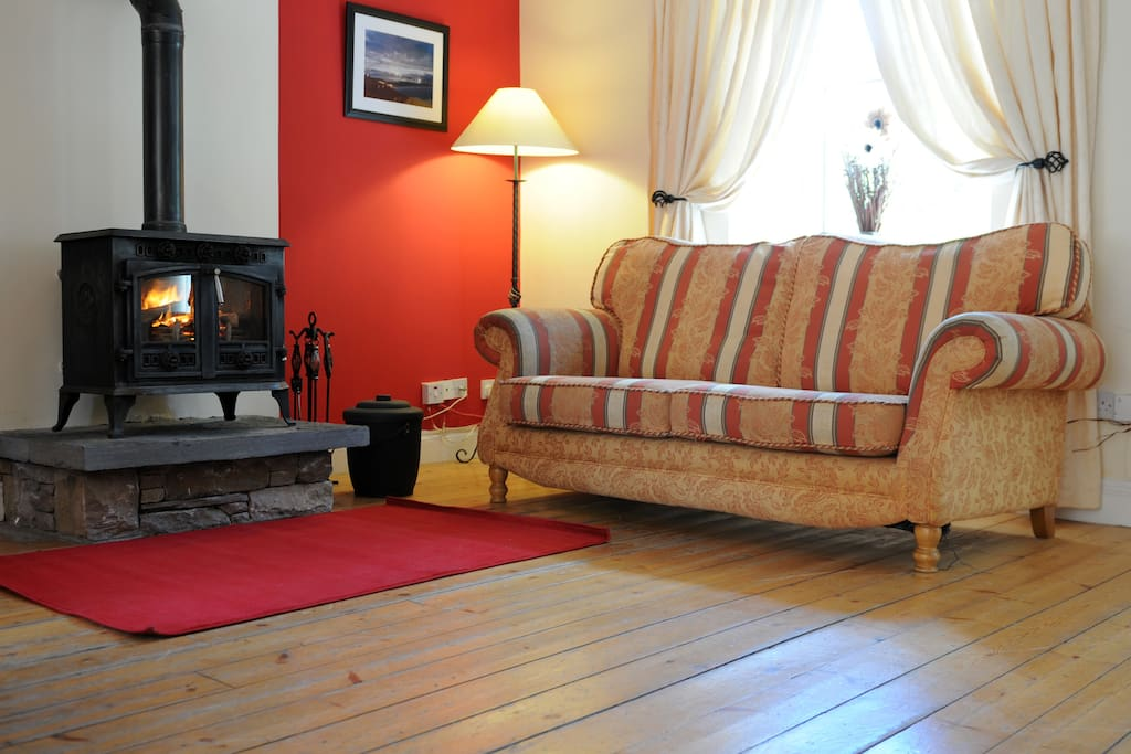 Annascaul House B&B incl wifi & bfs