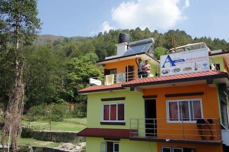 Best spring water & air inKathmandu