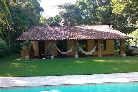 Casa Veleiros Ibiúna: Paraíso Lazer - Ibiúna - Cottage