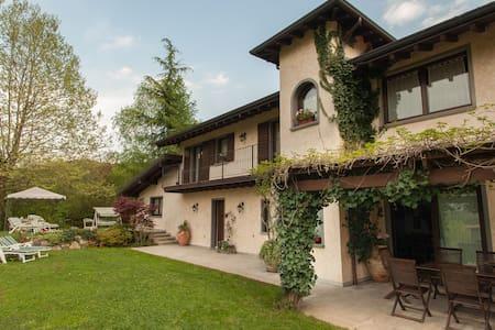 Country side villa - Pianico - Huvila